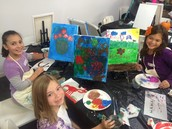 Van Gogh Art Class