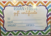 Gift Cards Available  & Free Mini-Facial...yes, please!