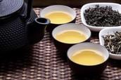 """Perfect Week"": Green Tea Style"