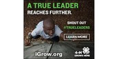 4-H Grow True Leaders Campaign