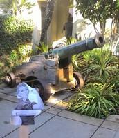 1700 Spanish Cannons