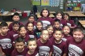 Mrs. Ortiz's Class!