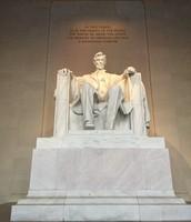 Abraham Lincoln's Estatua