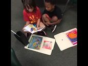 Kinder Reading!