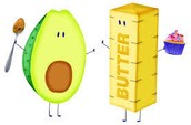 im butter than you! -Avocado