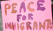 Peace to the immigrants do away with the waiting time