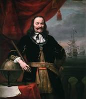 wie was Michiel de Ruyter?