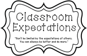 8. Instill high expectations