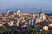 Rome, Capital of Italy