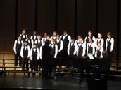 SVMS JV Boys Choir!