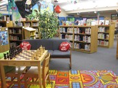 Dr. C.M. Cash Elementary Library