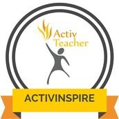 ActivInspire Online Training & Badge