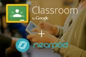 Google Classroom and Nearpod...So Happy Together!