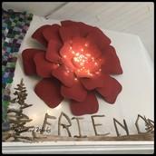 Reds Poppy Wall Art