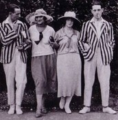Fashion in the 1920s