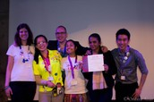 Members of the New D7070 Rotaract Club