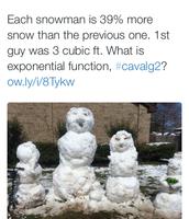 Snow Days & Math Fun!