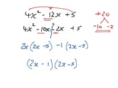 Complex Trinomial Factoring
