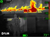 Thermal imaging- Fire-fighters
