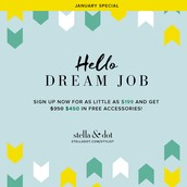 Hello Dream Job!