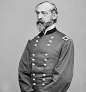 Maj. Gen. George G. Meade of the Union Army