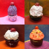 1st Grade Cupcakes
