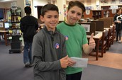 East Holds Mock Primary to Encourage Understanding of Political Process