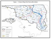 How long is the River Basin