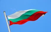 Bulgaria's flag.