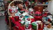 Decorazioni natalizie e regalini