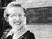 Anne in 1950
