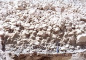 Pyroclastic Material