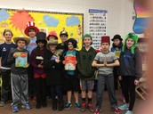 Cat in the Hat Crazy Hat Day!