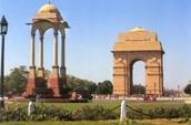 Door of India