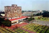 La Universidad Nacional Autonoma de Mexico
