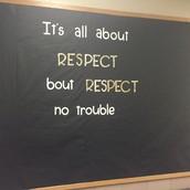 Respect!