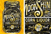 Moon shine how he made hos money