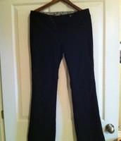 6.  Eclipse Black Dress Pants, Size 15,  3 Buttons at Waist, Never worn