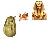 Pharaoh Akenhaten vs. Pharaoh Tutankhamen; Who is Better?
