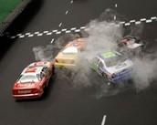 cars polute air.