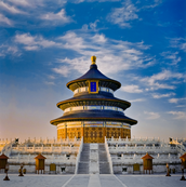 Cultural feature The Temple of Heaven