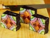 Square Sushi!!!