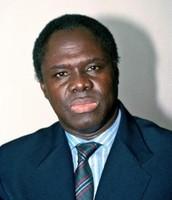 Président interim Michel Kafando
