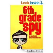 6th Grade Spy series