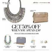 Our Exclusive November Offers - Bag a Beautiful Bargain!
