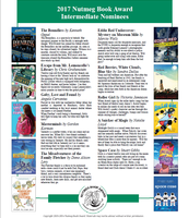 Information about the popular Nutmeg Book Award program and much more!
