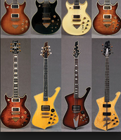 Steve Miller's guitar collection