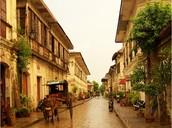 Calle Crisolo Vigan