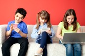 How much is your Child's life influenced by social media?