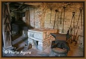 The types of blacksmith